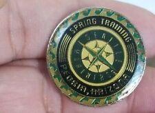 1995 Seattle Mariners Cactus League Spring Training Pin Peoria Arizona