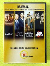 TNT Emmy Consideration 4 DVD Movie Set  Caesar Word Honor Goodbye Girl Bad Apple