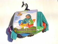 Childs Rainbow Octopus (6-12 months) Halloween Costume Decoration Dress Up