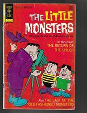 Little Monsters #19 Gold Key 1972 Poor Reader's Copy