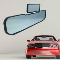 Clip-on Car Anti-Glare Safty Driving HD 300MM Universal Interior A4Z0