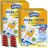 SWIRL PH86 PH96 Dust Bags for PROGRESS PC 4600 - 4699 Vacuum Cleaner x 8 + Fresh