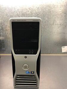 Dell Precision T5500 Workstation Intel Xeon X5650 2,67 GHz 12 GB RAM 250 GB HDD