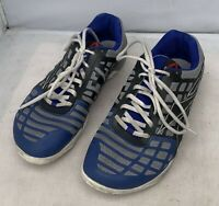 Reebok Mens Crossfit Nano 3.0 CF74 Training Shoes Blue Black Gray Size 9.5 US