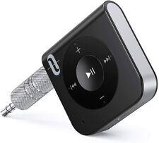TaoTronics Bluetooth Receiver Bluetooth Car Kit, Bluetooth AUX Adapter Wireless
