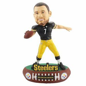 Ben Roethlisberger Pittsburgh Steelers Baller Special Edition Bobblehead NFL