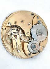 Omega 15J Pocket Watch Movement. *FULL WORKING ORDER* Early *1900s*