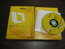 MICROSOFT OFFICE 2008 HOME AND STUDENT EDITION FOR MAC -S1