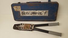 Burndy 398 Crimp Tool Industrial Electricals Cables