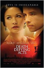 Death Defying Acts (DVD, 2009) Drama Catherine Zeta Jones Movie - BRAND NEW
