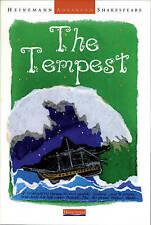 "Heinemann Advanced Shakespeare: ""The Tempest"" (Paperback), 9780435193072"