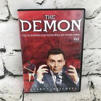 The Demon Starring Cameron Mitchell Classic Slasher Horror Film 1979 DVD