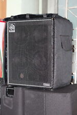 Custom padded cover for AMPEG SVT410 HLF bass cab SVT 410 SVT-410
