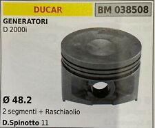Kolben Komplett Ducar BM038508