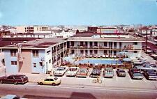 Old Photo.  Wildwood-by-the-Sea, New Jersey.  Mardon Motel