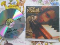 Ben Folds Featuring Regina Spektor You Don't Know Me COLUMBIA Promo UK CD Single