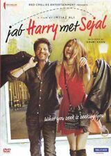 Jab Harry Met Sejal Hindi DVD (2017) Shah Rukh Khan, Anushka Bollywood Film