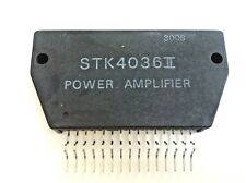 STK4036II AF Power Amplifier (50W) + Heat Sink Compound BY SANYO