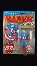Captain AMERICA Toy Biz MOC Vintage 1990 Marvel SuperHeroes Series 1 Avengers