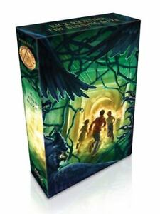 The Trials of Apollo: The Burning Maze by Rick Riordan Signed Numerbered Edition