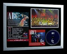 ABC+MARTIN FRY+SIGNED+QUALITY FRAMED+LEXICON LOVE=100% AUTHENTIC+FAST+WORLD SHIP