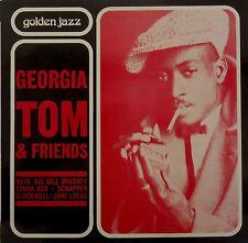 Georgia Tom-Georgia Tom & Friends-LP-Pierre Cardin-93520-Big Bill Broonzy