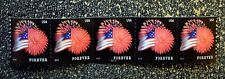 2014USA #4854 Forever Star Spangled Banner PNC - Coil Strip of 5 (APU)  #P2222
