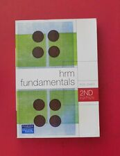 HRM FUNDAMENTALS by Rod Jones - 2nd Edition (Paperback, 2009i)