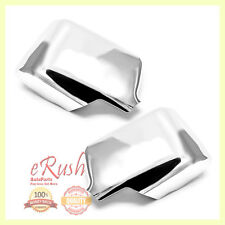 FOR 2006 2007 2008 2009 2010 FORD EXPLORER CHROME SIDE MIRROR COVERS COVER FAST