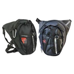 Motorcycle Drop Leg Bag Waterproof Nylon Outdoor Casual Waist Bag Oil Tank Bag