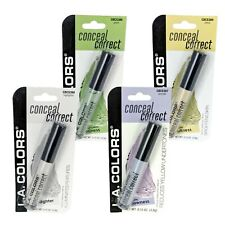 L.A. Colors Conceal Correct, Smooth Coverage Concealer, 3.8g, CHOOSE YOUR SHADE