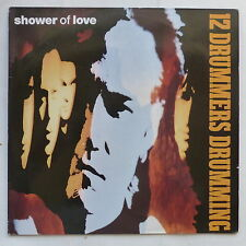 """MAXI 12"""" 12 DRUMMERS DRUMMING Shower of love 875341 1"""