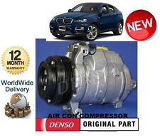 Pour BMW X6 4.4i 2008> Neuf AC Compresseur Climatisation 64509192317