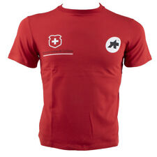 ASSOS .EQUIPESUISSE T-Shirt Red Xtra Small