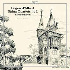 D'Eugene Albert / Re - Eugen D'albert: Complete String Quartets [New CD]