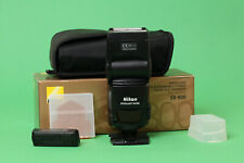 Nikon SB-800 Speedlight Flash with 5th Battery Attachment