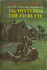 ALFRED HITCHCOCK & THE THREE INVESTIGATORS - THE MYSTERY OF THE FIERY EYE