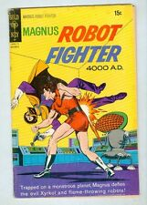 Magnus Robot Fighter 4000 A.D. #29 November 1971 VG