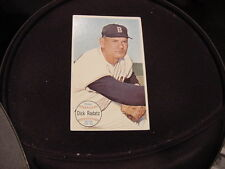 BEAUTIFUL 1964 Topps Giant #40 Dick Radatz Card, Boston Red Sox, NICE!
