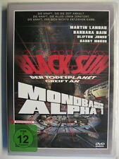MONDBASIS ALPHA 1 BLACK SUN - DVD - OVP