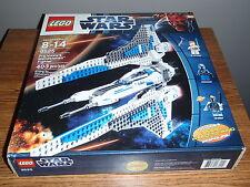 LEGO Star Wars Pre Vizslas Mandalorian Fighter NEW SEALED (403 PCS)