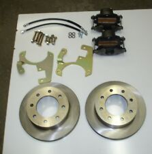 1955 1956 1957 1958 1959 chevrolet truck  8 lug front disc brake conversion