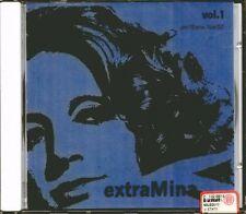 """MINA """" EXTRAMINA (EXTRA) VOL.1 """" CD SIGILLATO EDIZIONI RARO"""