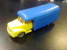 Lego Bedford Verhuiswagen blauw / geel