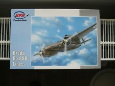 BREDA   Ba.88B   LINCE   -  1/72 -      MPM