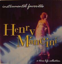 Henry Mancini-Time Life Collection cd