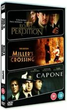 Road to Perdition Miller S Crossing Capone 5039036041614 DVD Region 2