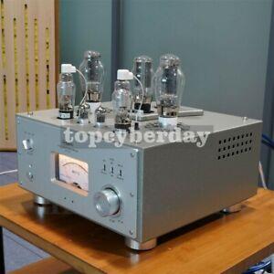 Line Magnetic Tube Amplifier LM-210IA Single Ended 300B*2 5U4G*2 8W*2 Amplifier