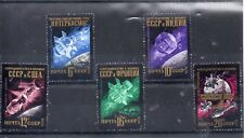 RUSSIA - USSR 1976  SPACE TRAVEL  SG 4559 to 4573 MNH   Thematic SPACE