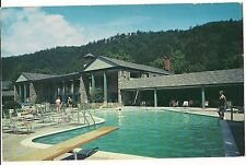 The RIVERSIDE HOTEL Gatlinburg In the Smokies Tennessee Postcard TN KOPPEL